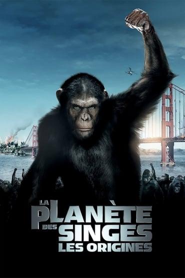Regarder La Planète des singes : Les Origines en Streaming