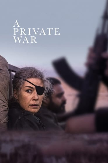 A Private War poster image