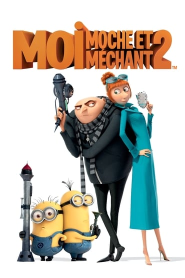 Moi, moche et méchant 2 Film Streaming