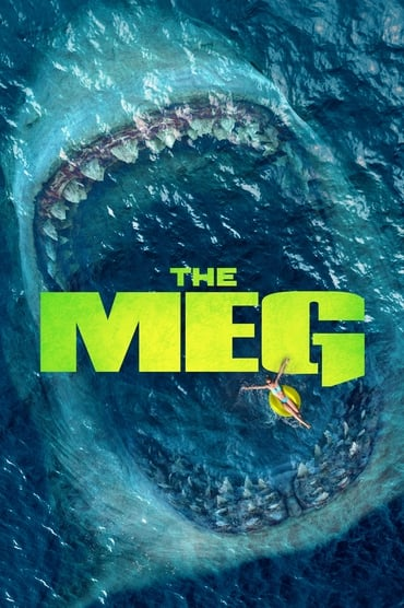 The Meg poster photo