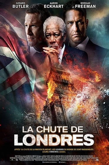 La Chute de Londres Film Streaming