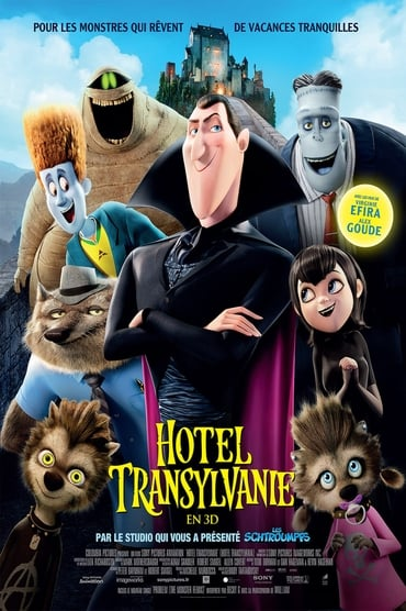 Hôtel Transylvanie Film Streaming