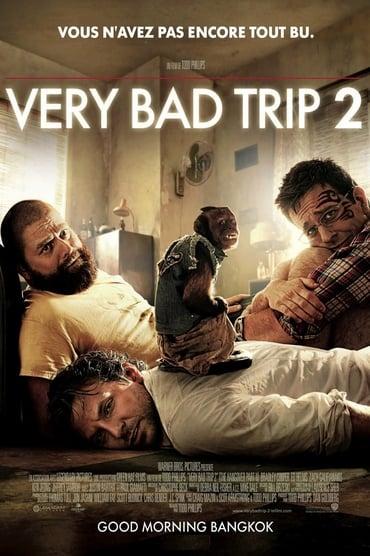 Regarder Very Bad Trip 2 en Streaming