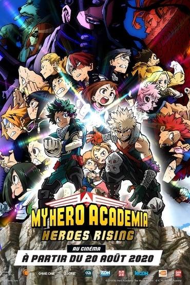 my hero academia heroes rising streaming