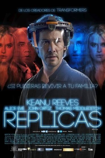 Réplicas (2018)