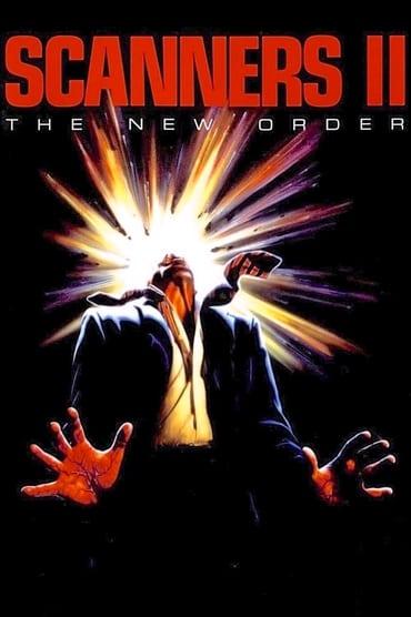 Scanners II: El nuevo orden (1991)