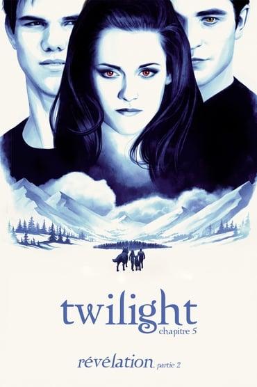 Twilight - Chapitre 5 : Révélation 2e partie Film Streaming