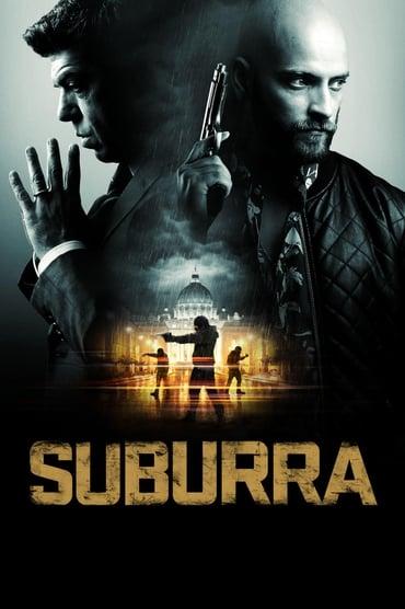 Suburra poster photo