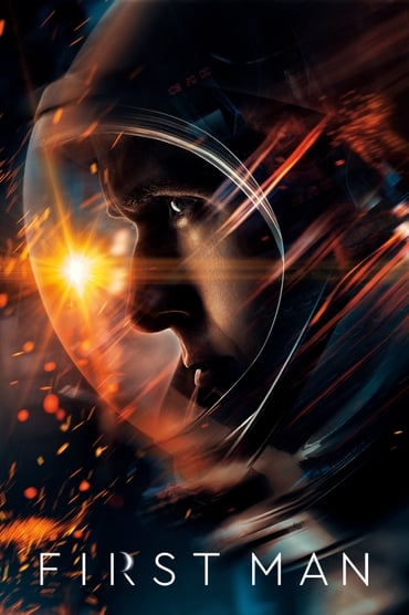 First Man poster photo