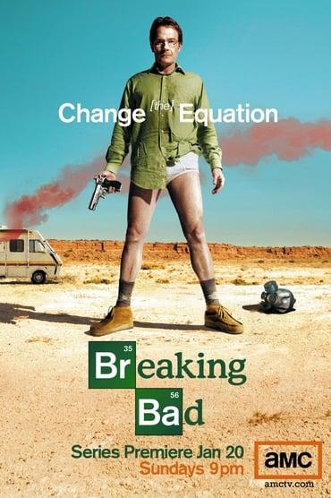 Regarder Breaking Bad Saison 1 en Streaming