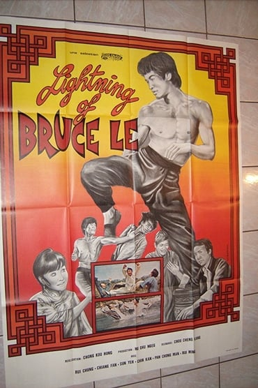 Lightning of Bruce Lee