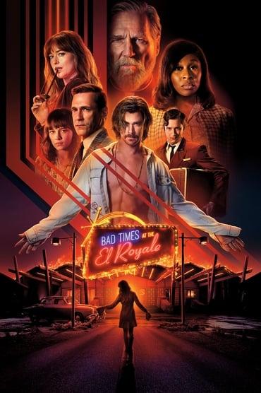 Bad Times at the El Royale poster photo
