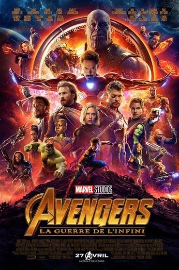 Avengers: Infinity War Film Streaming