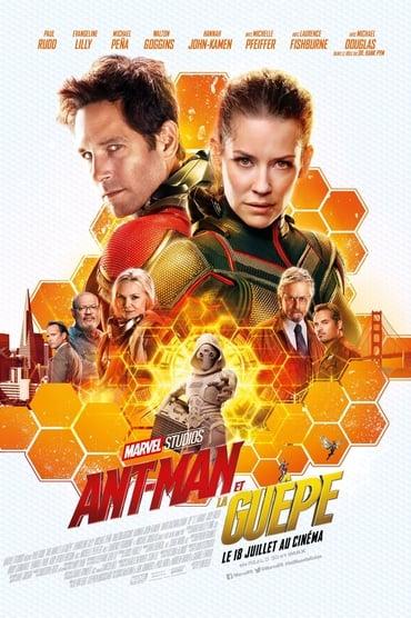 Ant-Man et la Guêpe Film Streaming