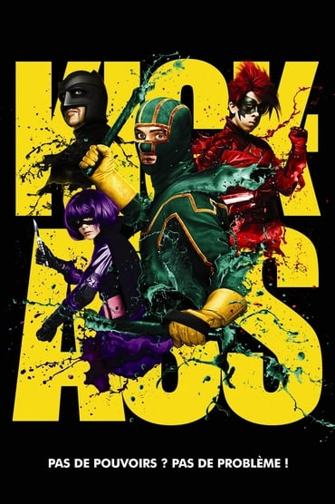 Kick-Ass Film Streaming