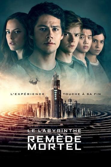Le Labyrinthe : le remède mortel Film Streaming