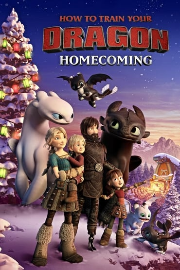 How to Train Your Dragon: Homecoming Film Streaming
