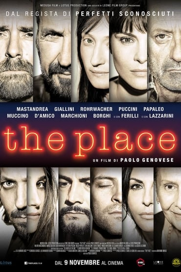 The Place poster photo