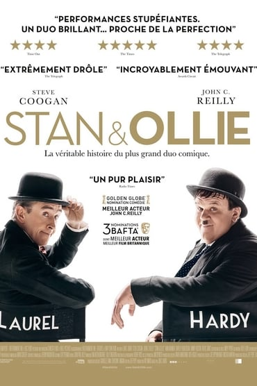 Stan & Ollie Film Streaming