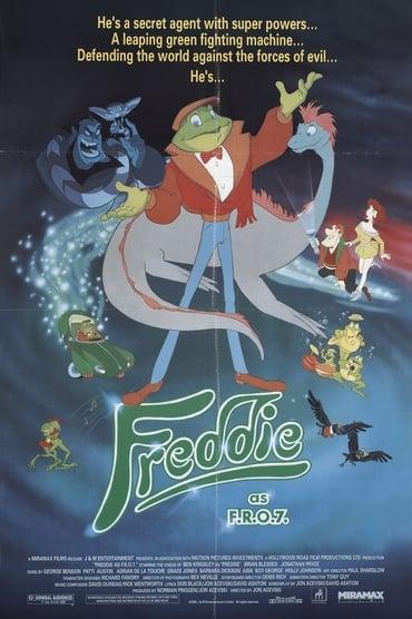 Freddie as F.R.O.7.