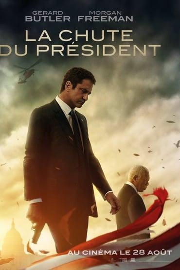 La chute du président Film Streaming