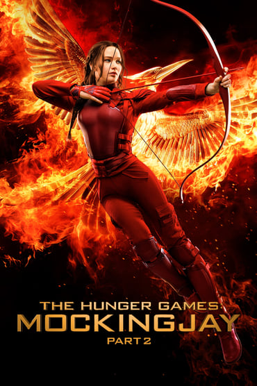 Hunger Games : La Révolte, partie 2 Film Streaming