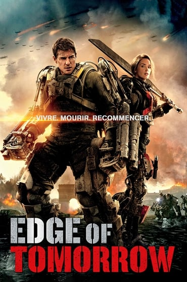 Edge of Tomorrow Film Streaming