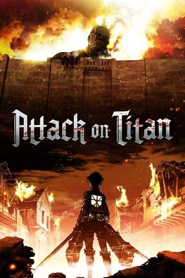 Regarder L'Attaque des Titans Saison 1 en Streaming