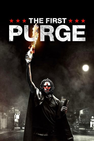 The First Purge poster photo