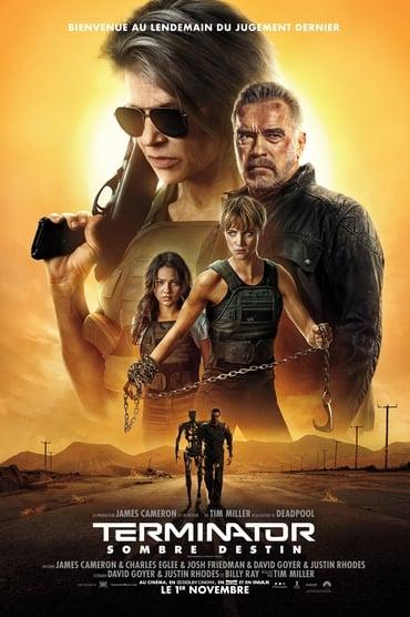 Terminator : Dark Fate Film Complet en Streaming VF