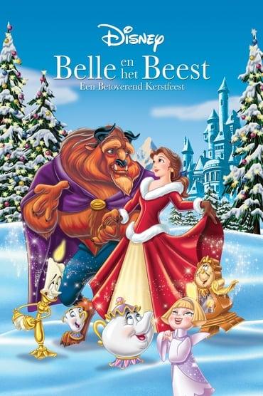 Belle en het Beest: Een Betoverend Kerstfeest