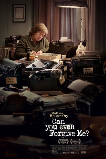 Can You Ever Forgive Me? poster photo