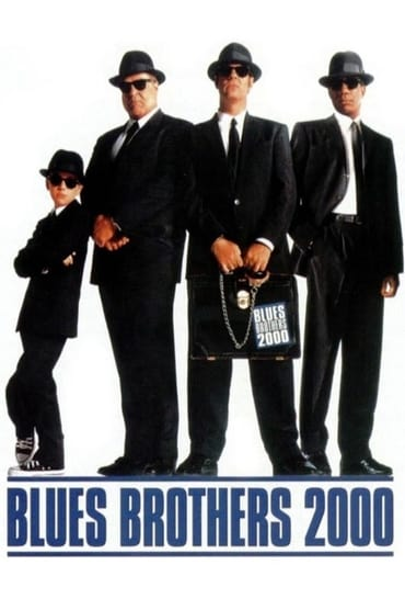 Blues Brothers 2000 (El ritmo continúa)