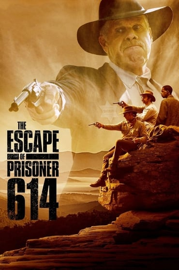 The Escape of Prisoner 614 poster photo