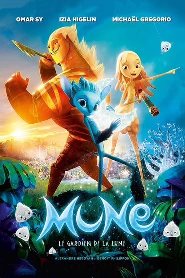 Mune, Le gardien de la Lune Film Streaming