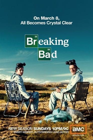 Regarder Breaking Bad Saison 2 en Streaming