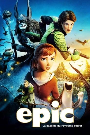 Epic : la bataille du royaume secret Film Streaming