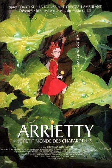 Arrietty, le petit monde des chapardeurs Film Streaming