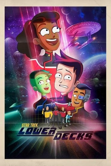 Regarder Star Trek: Lower Decks Saison 1 en Streaming
