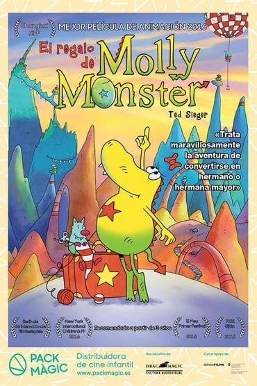 El regalo de Molly Monster