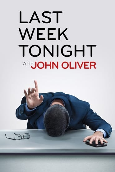 Last Week Tonight with John Oliver poster image