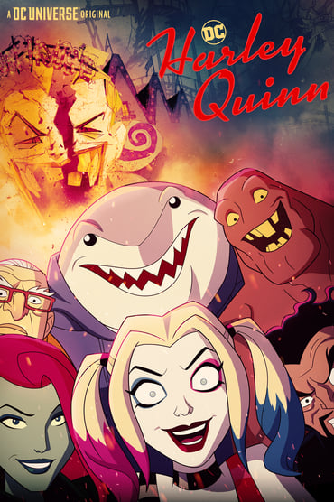 Regarder Harley Quinn Saison 1 en Streaming