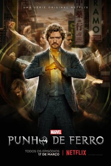 Marvel - Punho de Ferro