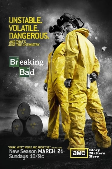 Regarder Breaking Bad Saison 3 en Streaming
