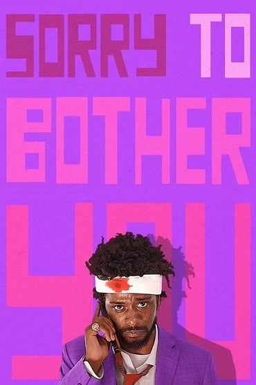 Sorry to Bother You poster photo
