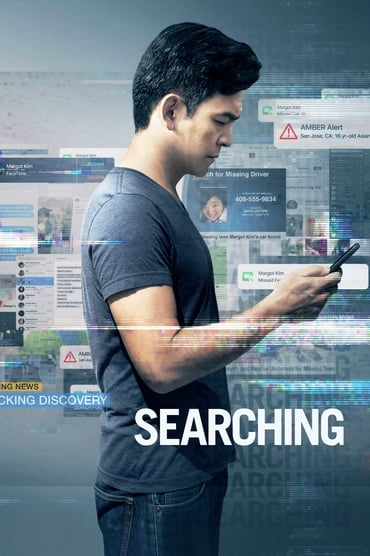 Searching poster photo