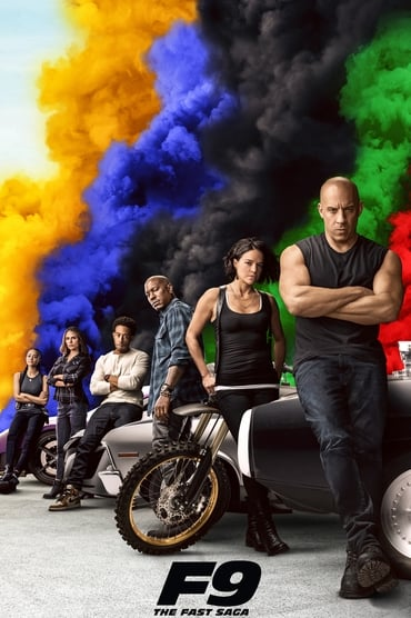 Fast and Furious 9 – F9