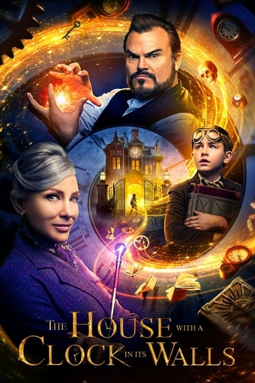 The House with a Clock in Its Walls poster photo