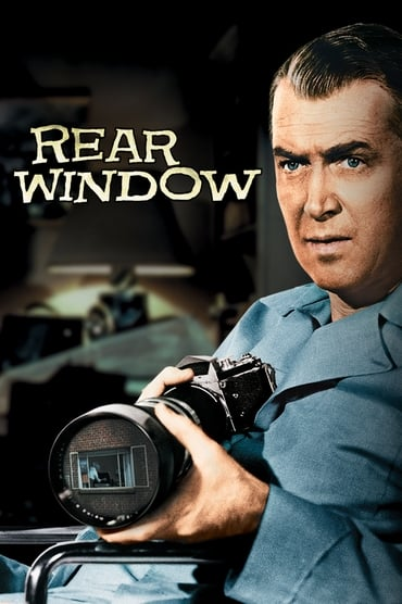 Rear Window poster photo