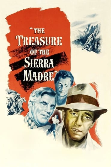The Treasure of the Sierra Madre poster photo